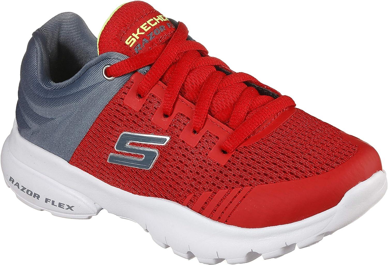 Skechers Unisex-Child El Paso Mall Razor Flex Sneaker Max 69% OFF