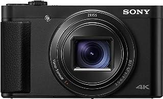 Sony DSC-HX99B - Cámara compacta (zoom ZEISS 24-720mm vídeo 4K AF rápido y Eye AF visor OLED pantalla táctil con inclinación de 180º anillo de control con enfoque manual) color negro