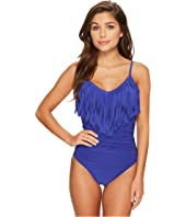 Fringe Blaire Tummy Control One-Piece Swimsuit