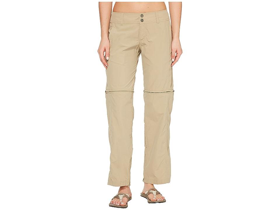 ExOfficio BugsAway Sol Cool Ampario Convertible Pants (Tawny) Women