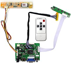 VSDISPLAY HDMI+VGA+2AV LCD Controller Board Work for 15.4
