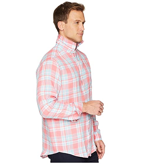 Plaid Sunset Clásico Pink Club Atlantis Murray Vineyard Vines qpROHH