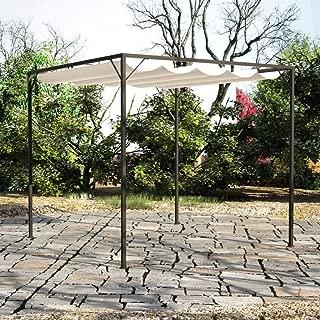Amazon.es: 3 estrellas y más - Cenadores / Sombrillas, marquesinas y toldos: Jardín