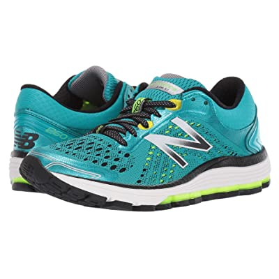 New Balance 1260 V7 (Pisces Blue/Lime Glo) Women
