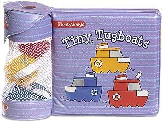 Melissa & Doug 41203 Tiny Tugboats | Activity Books | 3+ | Gift for Boy or Girl