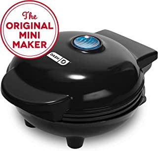 Dash Mini Maker: The Mini Waffle Maker Machine for...