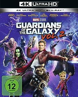 Guardians of the Galaxy 2  (4K Ultra HD) (+ Blu-ray 2D) [Blu-ray]