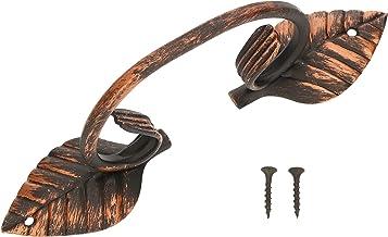 KOTARBAU® Vitage Deurgreep 225 mm messing smeedijzer deurklink handvat deurgreep stalen deurgreep greep greep deurbeslag s...