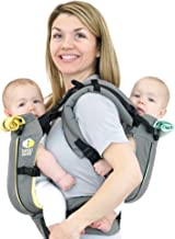twin baby carrier front and back