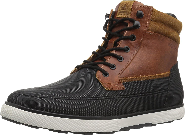 ALDO Men's TORPHIN Ankle Boot, Cognac, 7-D US