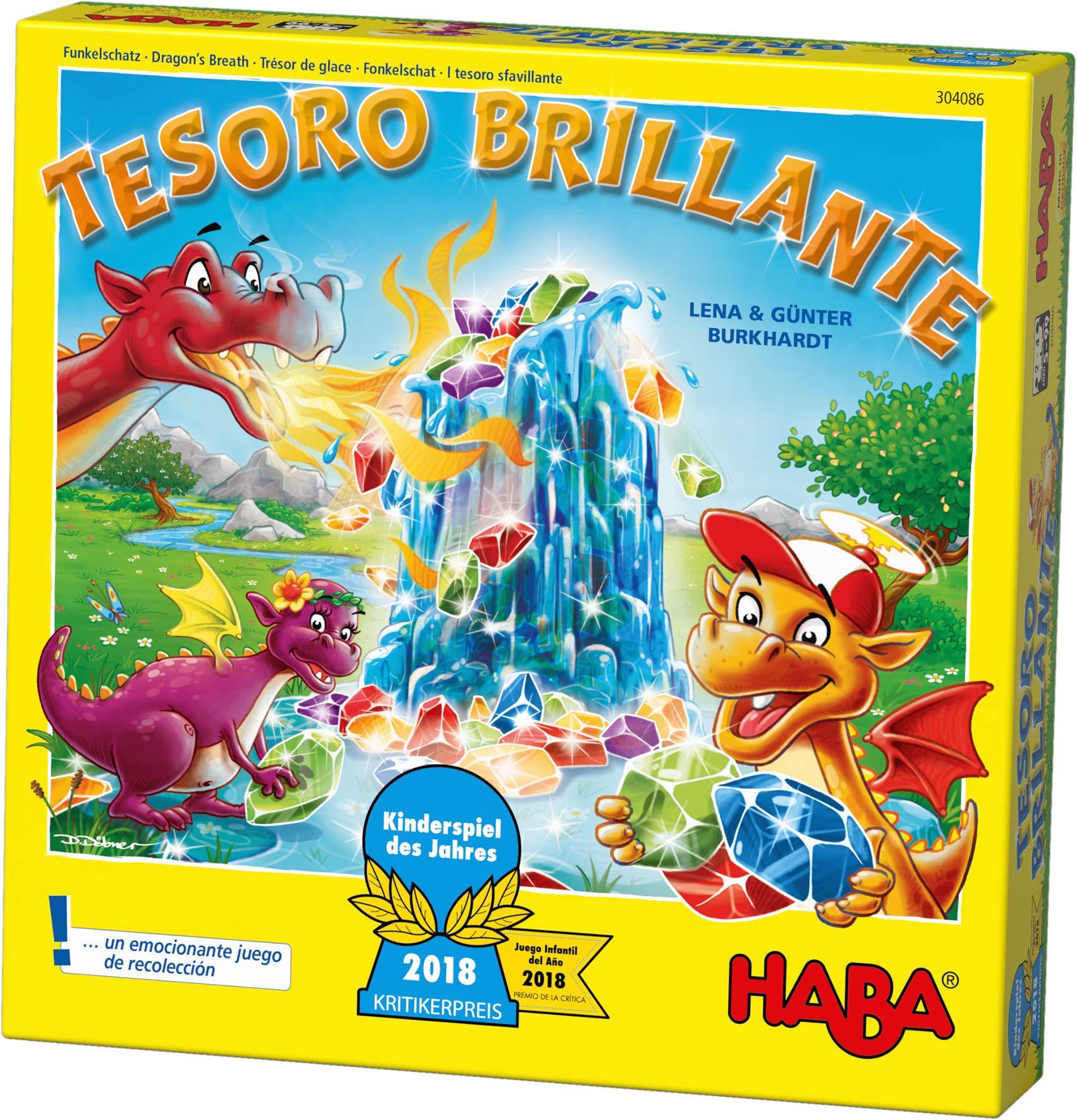 Haba - Tesoro Brillante, Color Multicolor (Habermass 304086): Amazon.es: Juguetes y juegos