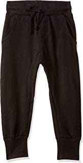 Fox Boy's Relaxed Fit Trousers (612195_Black Mela_8)