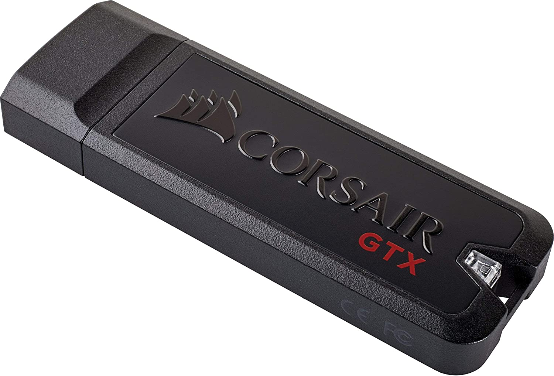 Corsair Cmfvygs3c Flash Voyager Gs Usb 3 0 Memory Stick Computers Accessories
