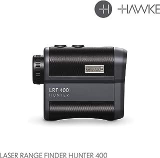 Hawke Sport Optics Laser Range Finder Compact 400, Black, 41000