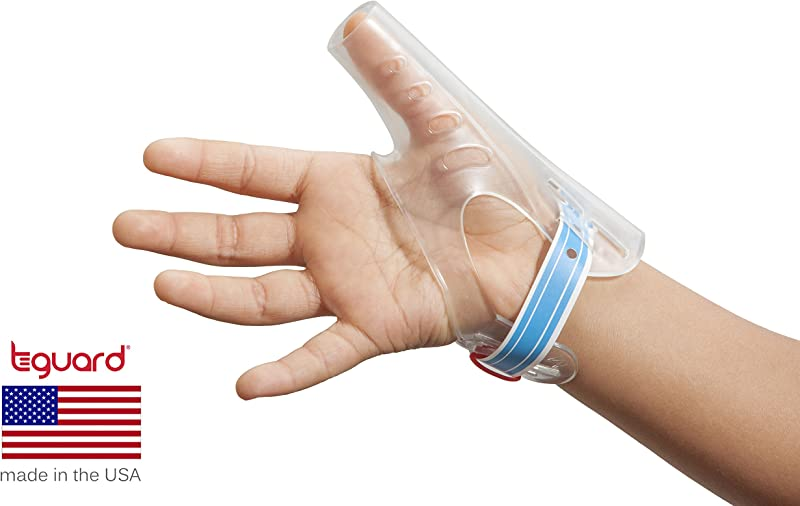 TGuard AeroThumb Treatment Kit To Stop Thumbsucking Small Ages 0 4