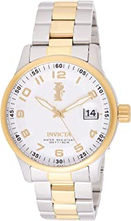 Invicta I-Force Men's Silver Dial Stainless Steel Band Watch - INVICTA-15260