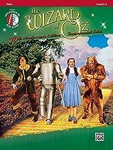 The Wizard of Oz Instrumental Solos: Flute, Book & CD (Pop Instrumental Solos Series)