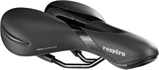 Selle Royal Men's Respiro Moderate MTB/Road Bicycle Saddle, Black