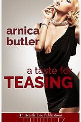 A Taste For Teasing: A Hotwife Novel (English Edition) Format Kindle