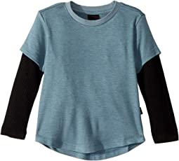 Twofer James Knit Tee (Toddler/Little Kids/Big Kids)