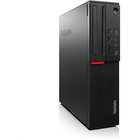 Lenovo ThinkCentre M900 SFF Intel Quad Core i5-6500-3.2 GHZ, 16GB RAM, 256GB Solid State Drive, W10P, Business Desktop Computer(Renewed)