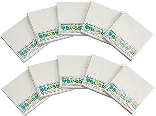 エヒメ紙工 単色おりがみ 白 AI-SEN36×10 7.5cm角 10冊入