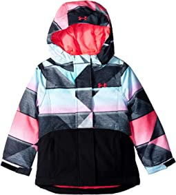 UA Print Treetop Jacket (Big Kids)