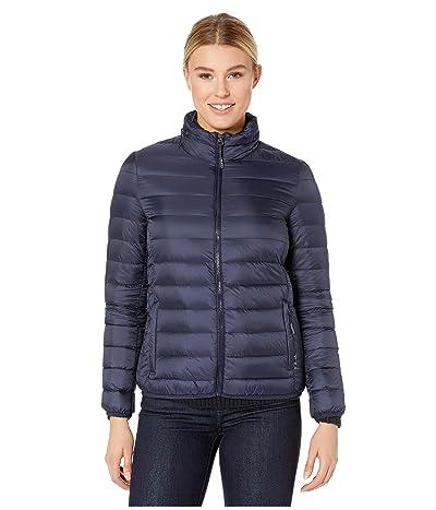 Tumi TUMIPAX Puffer Jacket (Navy) Women