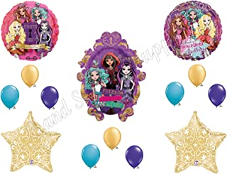Best ever after high birthday party decorations Reviews