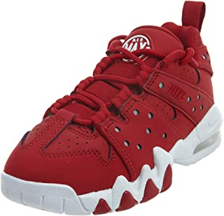 Nike Air Max CB '94 Low Little Kid's Shoes Gym Red/White/Gym Red 918337-600