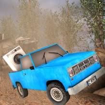 Mountain Climb : off-road pickup truck drive