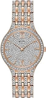 Bulova Women's Pave Crystals - 98L235