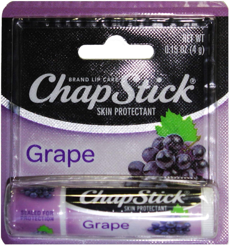 Chapstick 1 Stick Grape Flavored Lip - Wholesale Free Paraben Luxury goods C Balm