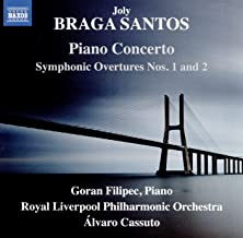 Piano Concerto / Symphonic Overtures 1 & 2