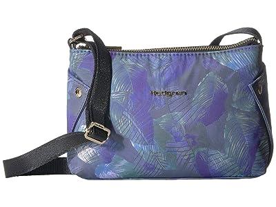 Hedgren Triangle Small Crossbody (Oasis Print) Cross Body Handbags