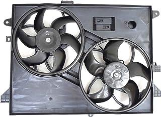 Depo 316-55033-000 Dual Fan Assembly