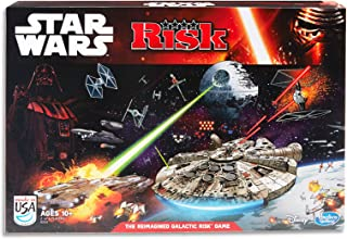 Risk - Star Wars Edition - Family Strategy Game - Ages 10+