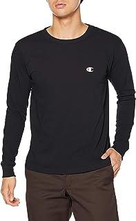 [チャンピオン] クルーネックロングスリーブTシャツ(ワンポイント) CM4HS201 メンズ
