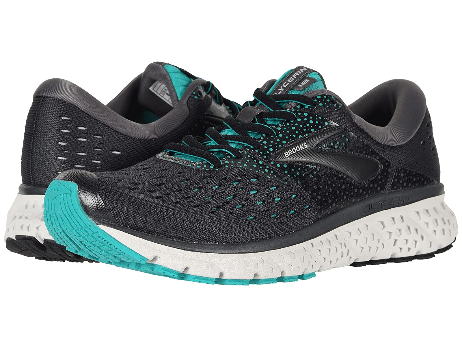 Brooks Glycerin 16Atmospheric grades have affordable shoes