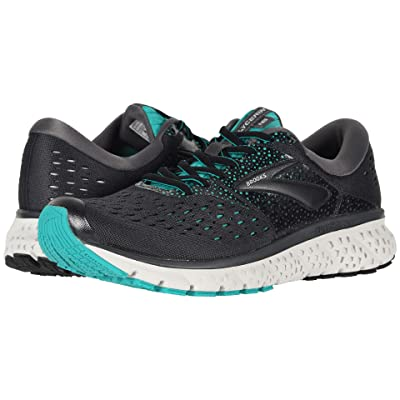 Brooks Glycerin 16 (Ebony/Green/Black) Women