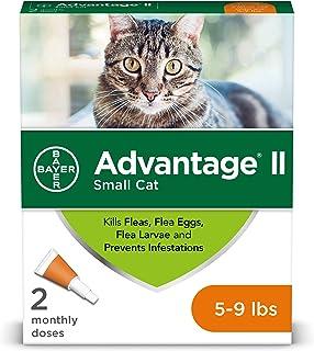 Advantage II 2-Dose Flea Treatment and Prevention for...