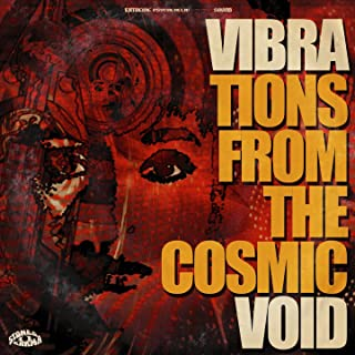 vibravoid vibrations from the cosmic void