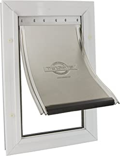 PetSafe Staywell Aluminium Pet Door for Cats and Dogs, Extra Large