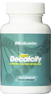 Decalcify - Fruitex-B, Vitamin K2 (MK4 and MK7), Magnesium and Potassium Orotate, 90 Vegetarian Capsules