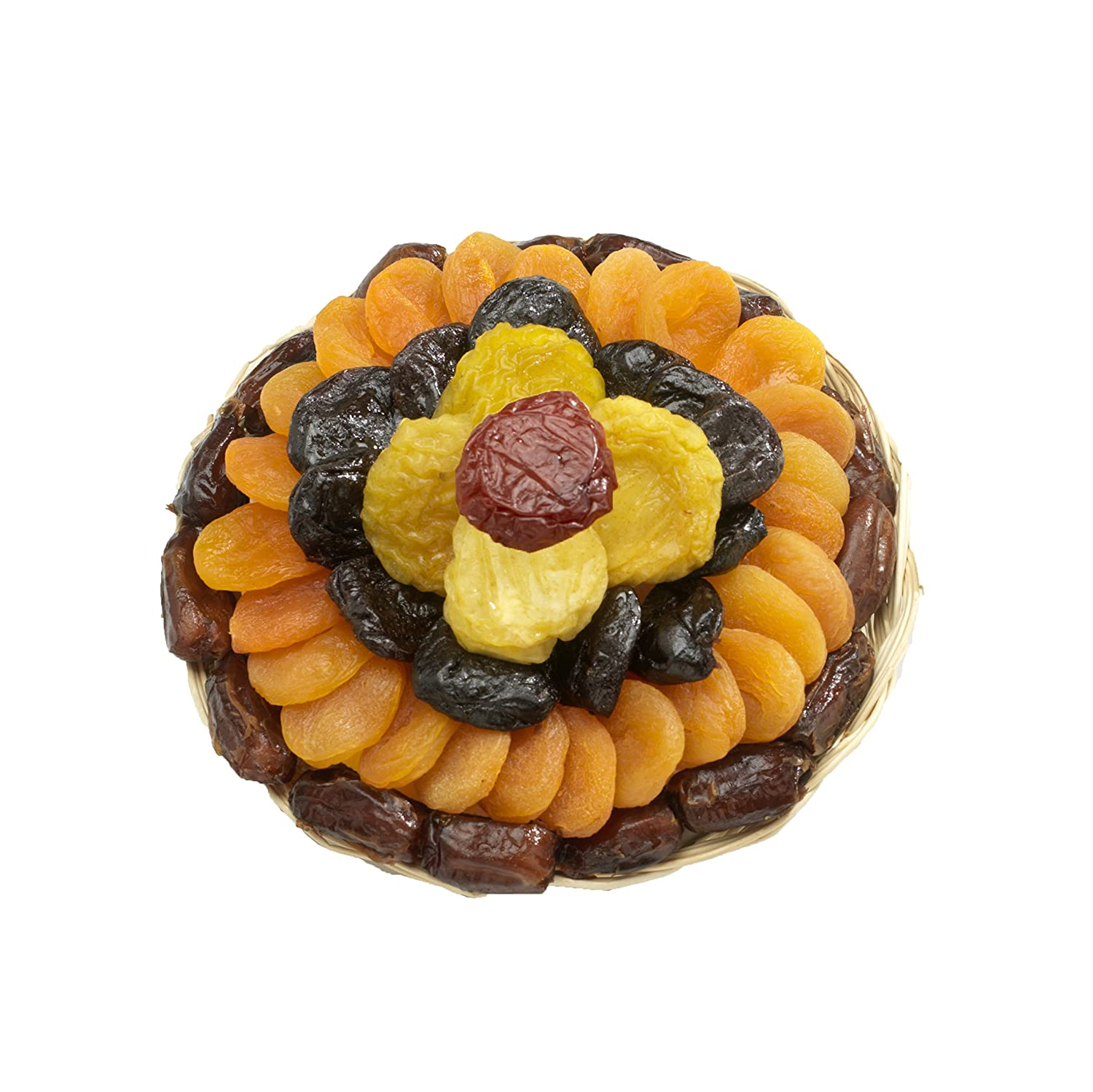 Broadway Basketeers Heart Milwaukee Mall Healthy Floral Dried Deluxe Small Fruit Gif