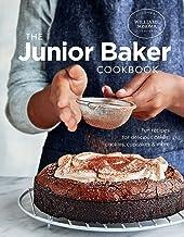 Junior Baker: Fun Recipes for Delicious Cakes, Cookies, Cupcakes & More