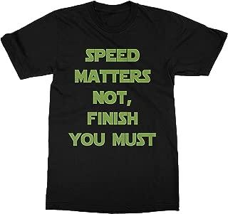 Yoda Shirt - Speed Matters Not Shirt