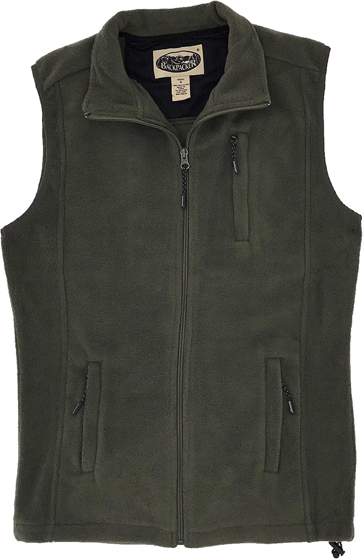 Backpacker Men's Max 70% OFF Polar supreme Fleece Vest