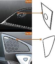 $43 » Sponsored Ad - 3 PC/Set Carbon Fiber Car Interior Speaker Cover Trim for Chevrolet Corvette C7 2014-2019