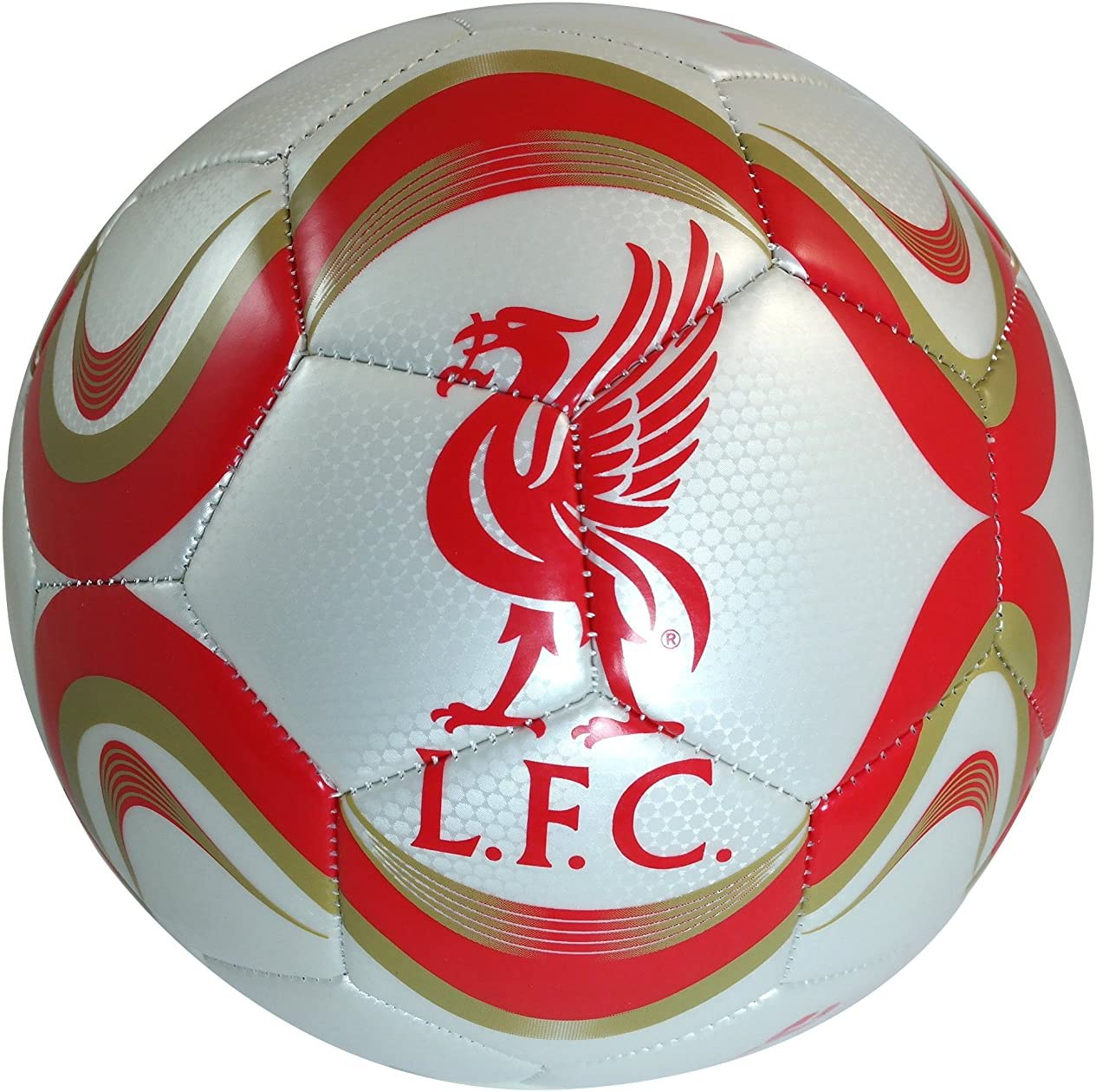 Icon Sports Compatible with Max 59% OFF Liverpool Ball -001 Soccer 5 Size Wholesale
